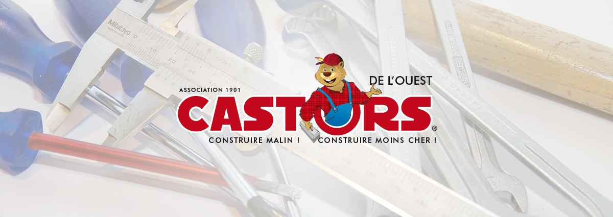 Présentation Castors de l'Ouest - Site Internet - Bretagne, Morbihan, Vannes (56)