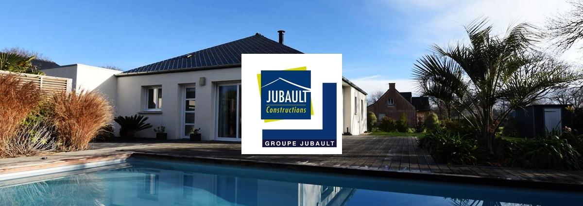 Présentation Jubault Constructions - Site Internet - Bretagne, Morbihan, Vannes (56)