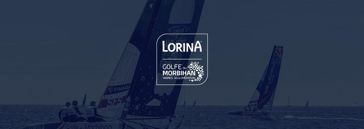 Présentation Lorina Golfe du Morbihan - Site Internet - Bretagne, Morbihan, Vannes (56)