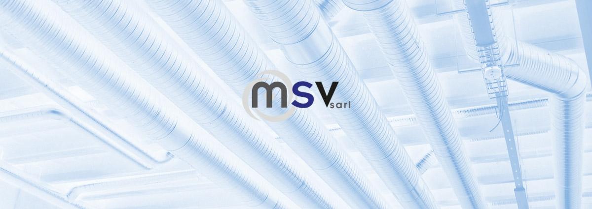 Présentation MSV Sarl - Site Internet - Bretagne, Morbihan, Vannes (56)