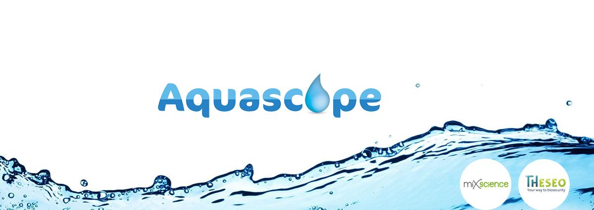 Présentation Aquascope - Application mobile - Bretagne, Morbihan, Vannes (56)