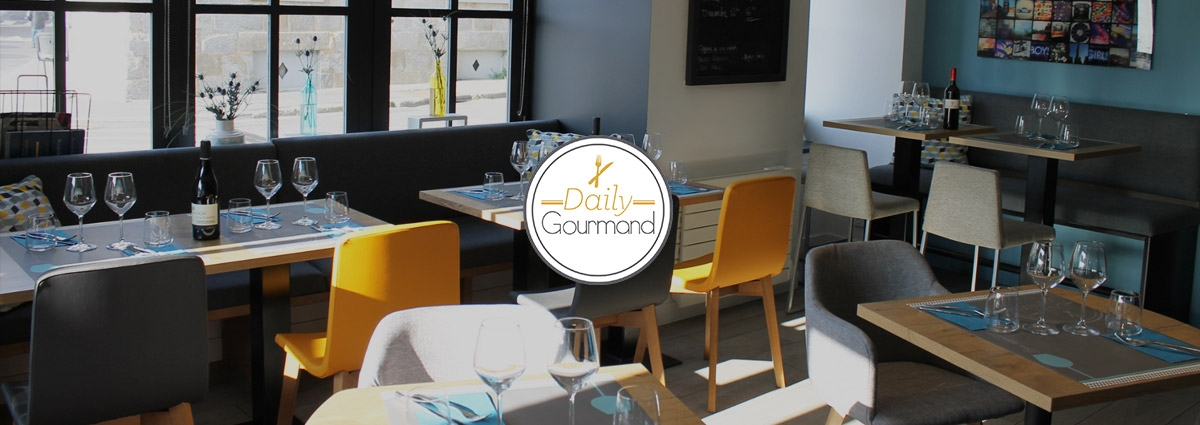 Présentation Daily Gourmand - Site Internet - Bretagne, Morbihan, Vannes (56)