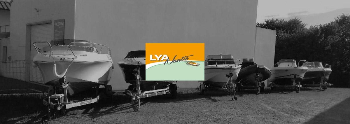 Présentation LYA Nautic - Site Internet - Bretagne, Morbihan, Vannes (56)