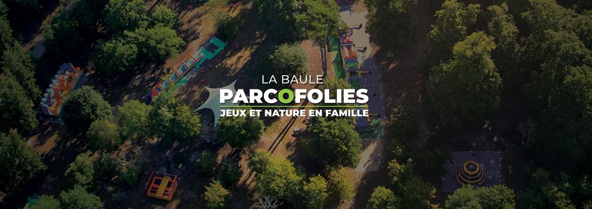 Présentation ParcOfolies - Site Internet - Bretagne, Morbihan, Vannes (56)