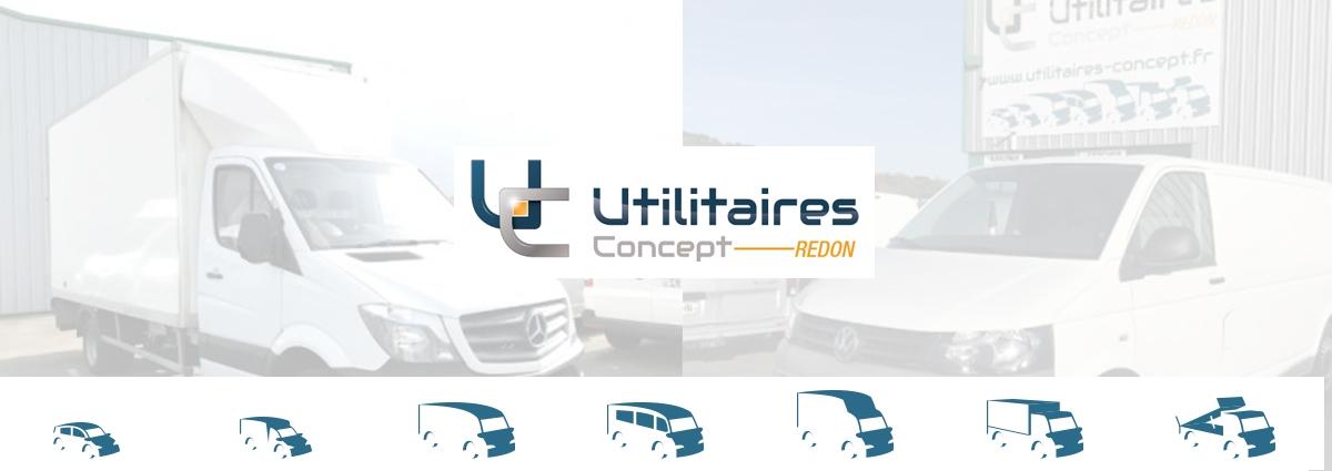 Présentation Utilitaires Concept - Site Internet - Bretagne, Morbihan, Vannes (56)