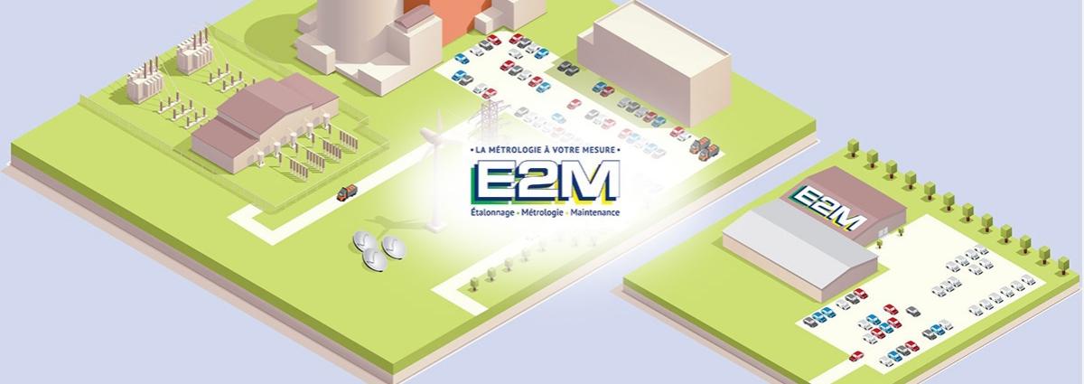 Présentation E2M - Site Internet - Bretagne, Morbihan, Vannes (56)