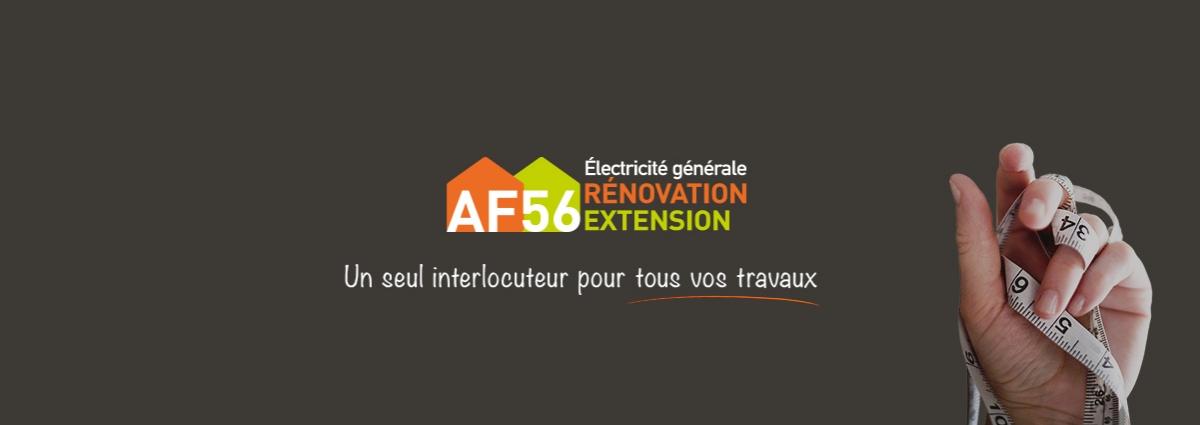 Présentation AF56  - Site Internet - Bretagne, Morbihan, Vannes (56)