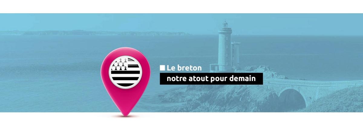 Présentation Apprendre en Breton - Site Internet - Bretagne, Morbihan, Vannes (56)