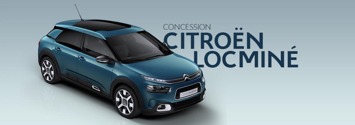Présentation Citroën Moréac - Site Internet - Bretagne, Morbihan, Vannes (56)