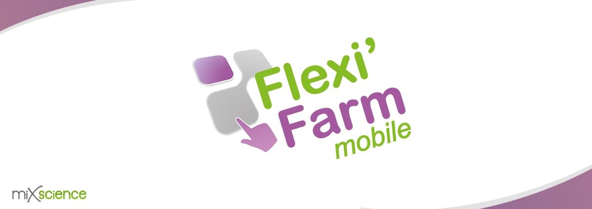 Présentation Flexifarm - Application mobile - Bretagne, Morbihan, Vannes (56)
