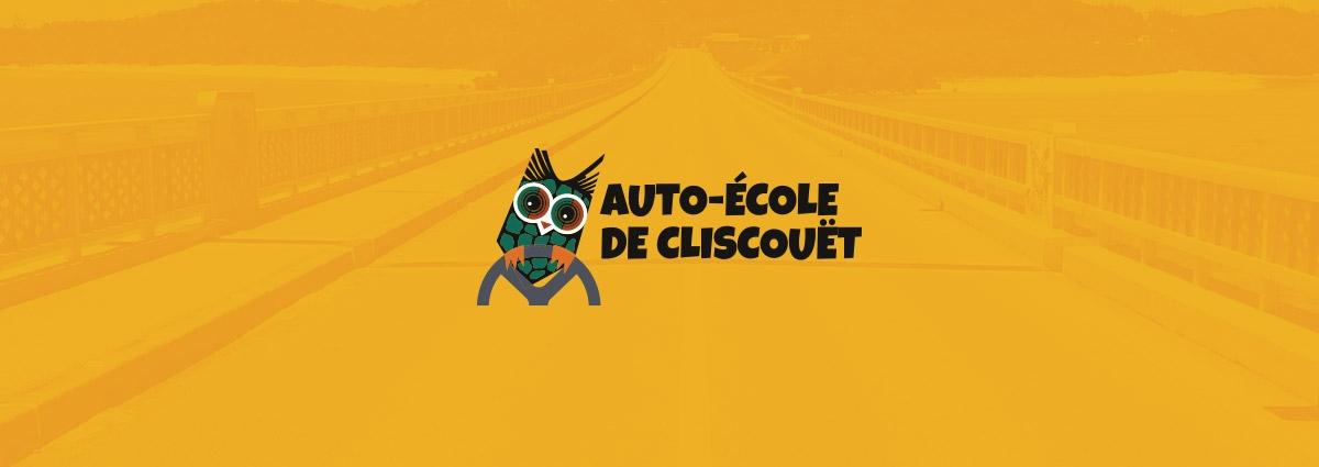 Présentation Auto-École de Cliscouët - Site Internet - Bretagne, Morbihan, Vannes (56)