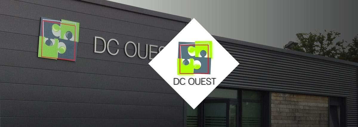 Présentation DC Ouest - Site Internet - Bretagne, Morbihan, Vannes (56)