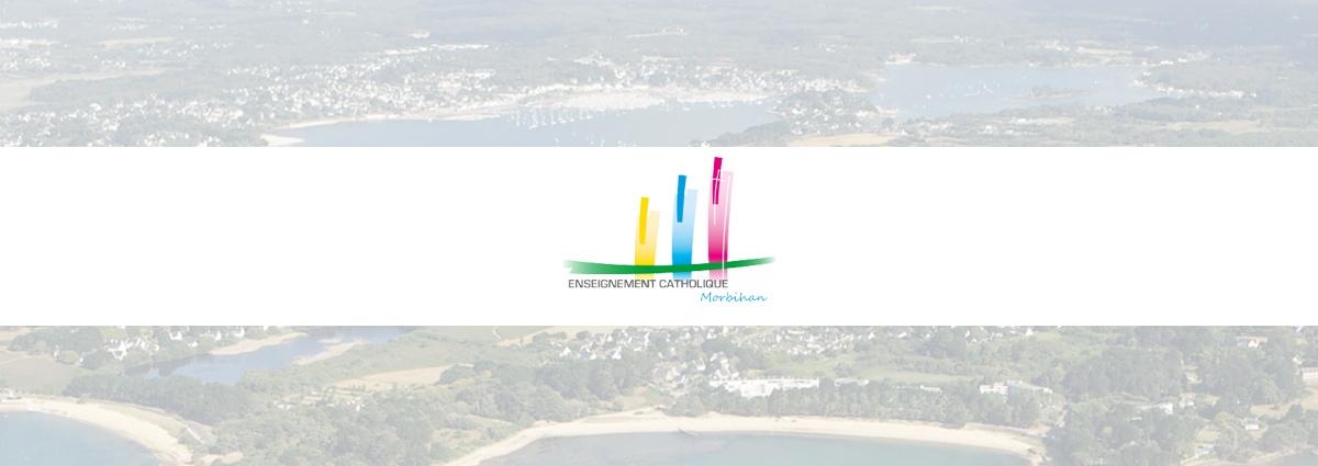 Présentation Enseignement catholique du 56 - Site Internet - Bretagne, Morbihan, Vannes (56)