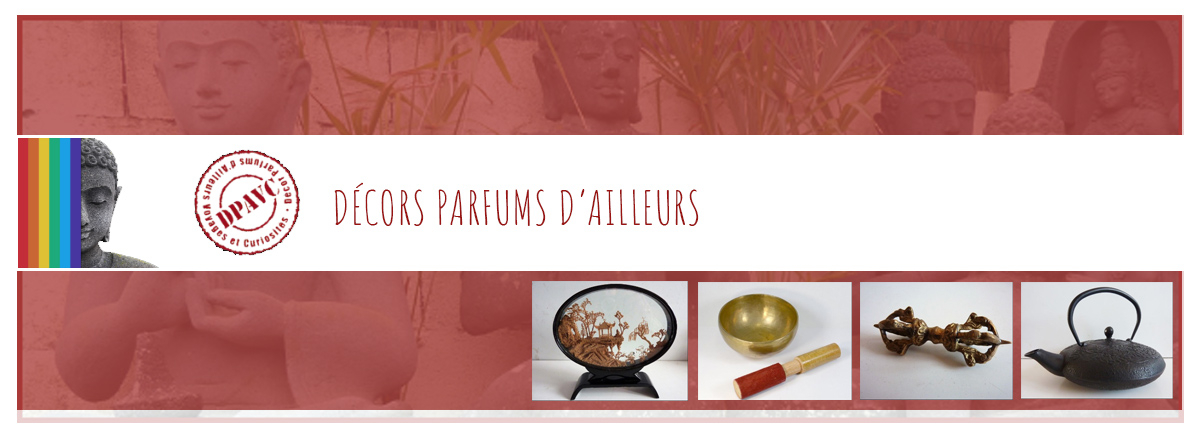 Présentation Décors parfums d'ailleurs - Site Internet - Bretagne, Morbihan, Vannes (56)