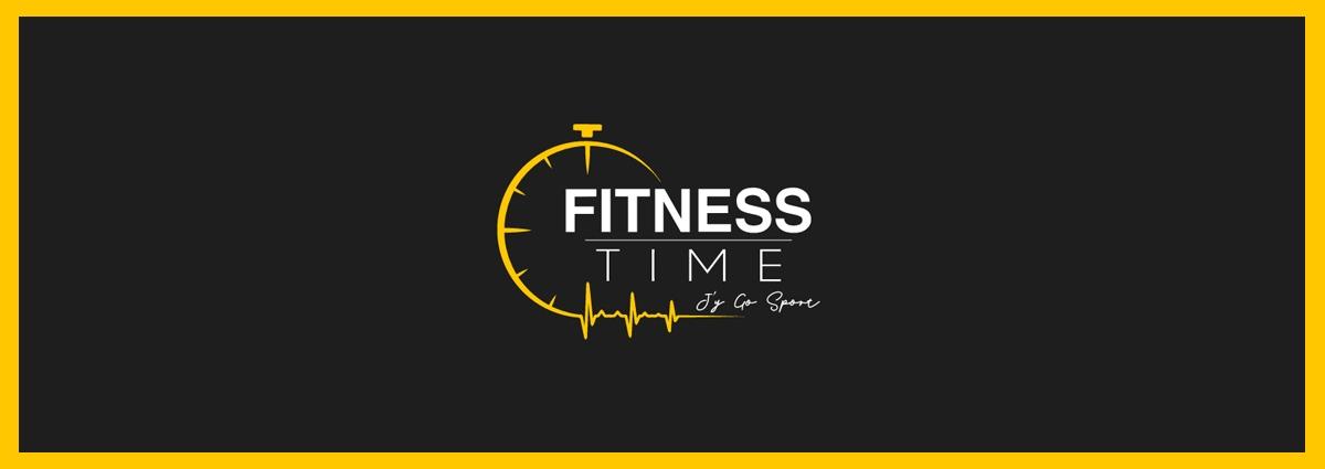 Présentation Fitness Time - Site Internet - Bretagne, Morbihan, Vannes (56)