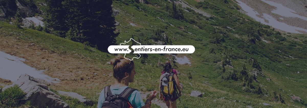 Présentation Sentiers en France - Application mobile - Bretagne, Morbihan, Vannes (56)