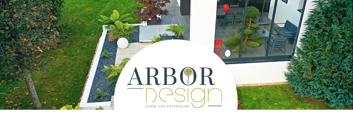 Présentation Arbor Design  - Site Internet - Bretagne, Morbihan, Vannes (56)