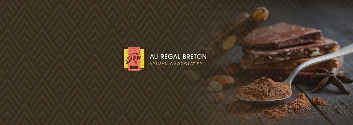 Présentation Au Régal Breton - Site Internet - Bretagne, Morbihan, Vannes (56)