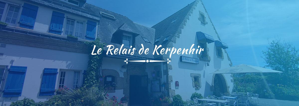 Présentation Relais de Kerpenhir - Site Internet - Bretagne, Morbihan, Vannes (56)