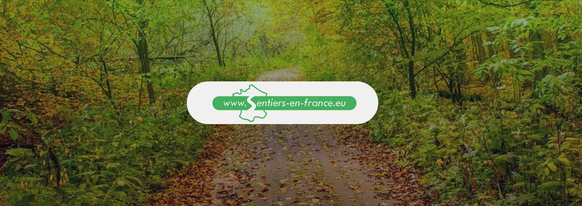 Présentation Sentiers en France - Site Internet - Bretagne, Morbihan, Vannes (56)