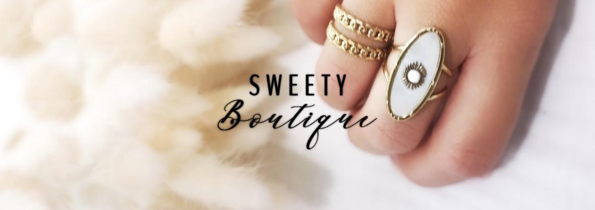 Présentation Sweety Boutique - Site Internet - Bretagne, Morbihan, Vannes (56)