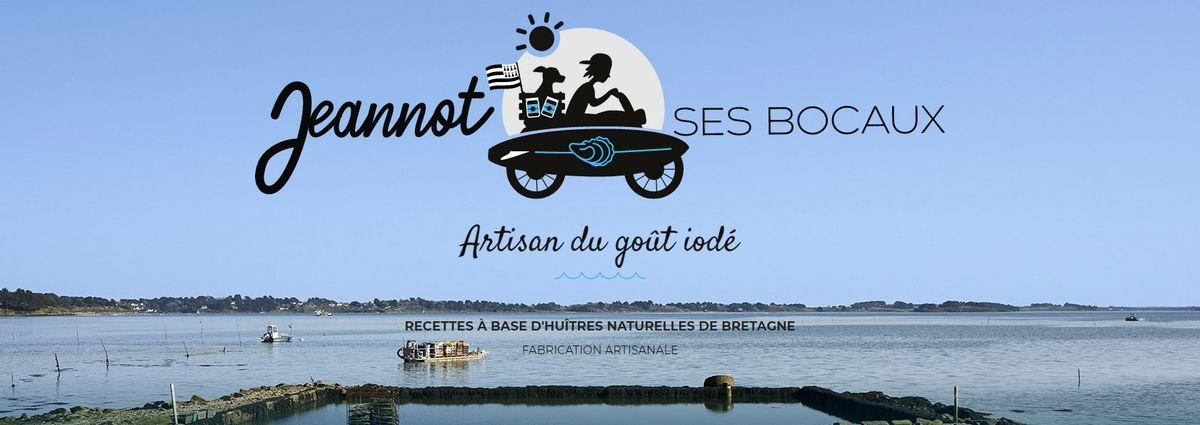 Présentation Jeannot & ses bocaux - Site Internet - Bretagne, Morbihan, Vannes (56)