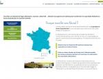 Page réseau du site Internet Adonial à Vannes dans le Morbihan 56