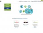 Page partenaires du site Internet Adonial à Vannes dans le Morbihan 56