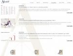 Page actus du site Internet Alian IP dépôt de brevet à Vannes dans le Morbihan 56