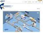 Page film intéractif du site Internet Aserti Group à Vannes dans le Morbihan 56