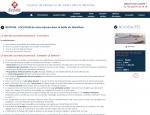 Page prestations du site Internet Atlantique Location à Vannes dans le Morbihan