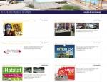 Page actualités du site Bleu Atlantic SPA et Piscines à Vannes dans le Morbihan 56