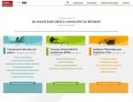Page services du site Internet CEI 56 à Vannes dans le Morbihan 56