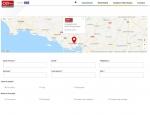 Page contact du site Internet CEI 56 à Vannes dans le Morbihan 56