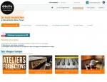 Page musicien du site Internet Déclic Vannes Agglo à Vannes dans le Morbihan 56