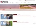 Page actualités du site Dielna à Vannes dans le Morbihan 56