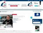 Page skipper du site Internet Douarnenez Horta, course de voile à Vannes dans le Morbihan (56)