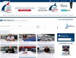 Page portraits du site Internet Douarnenez Horta, course de voile à Vannes dans le Morbihan (56)