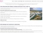 Page présentation du site Internet Extrado Yachting, entretien et location de voiliers à Vannes dans le Morbihan 56