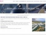 Page company du site Internet Extrado Yachting, entretien et location de voiliers à Vannes dans le Morbihan 56