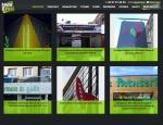 Page enseignes du site Internet Fabrikenpub, enseigne à Vannes dans le Morbihan 56