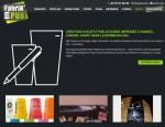 Page objets du site Internet Fabrikenpub, enseigne à Vannes dans le Morbihan 56