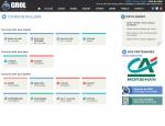 Page courses du site Internet Grol, Vannes Agglo à Vannes dans le Morbihan 56