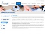 Page de contenul du site Internet Groupe-L2P, Audit & Conseils à Vannes dans le Morbihan 56