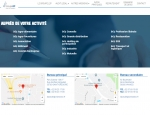 Page services du site Internet Groupe-L2P, Audit & Conseils à Vannes dans le Morbihan 56