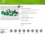 Page fiche produit du site Internet Hydea, composants hydrauliques à Vannes dans le Morbihan 56