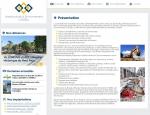 Page présentation du site Internet IE-Conseil à Vannes dans le Morbihan 56