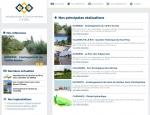Page réalisations du site Internet IE-Conseil à Vannes dans le Morbihan 56