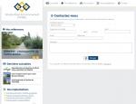 Page contact du site Internet IE-Conseil à Vannes dans le Morbihan 56