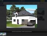 Page réalisation du site Internet Jubault constructions Morbihan 56